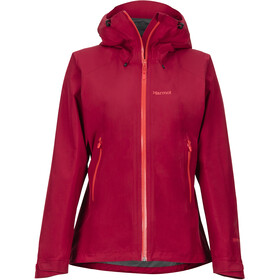 Marmot Knife Edge Jacket Women red